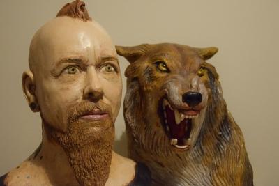 Tjibbe en de wolf